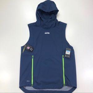 Nike Seattle Seahawks Official Fly Shield Vest